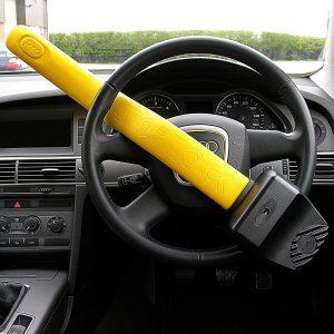 Un des meilleurs antivols pour voiture actuels