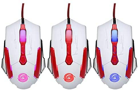 souris gaming Demiawaking
