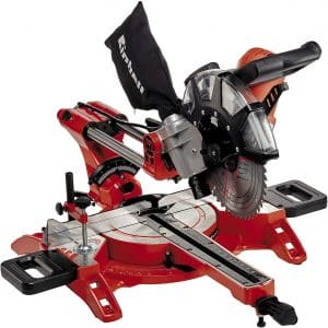 Einhell scie à onglet radiale TC-SM 2534 1 Dual
