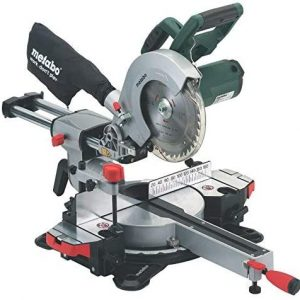 Metabo KGS 216 M 619260000 Scie radiale à onglet